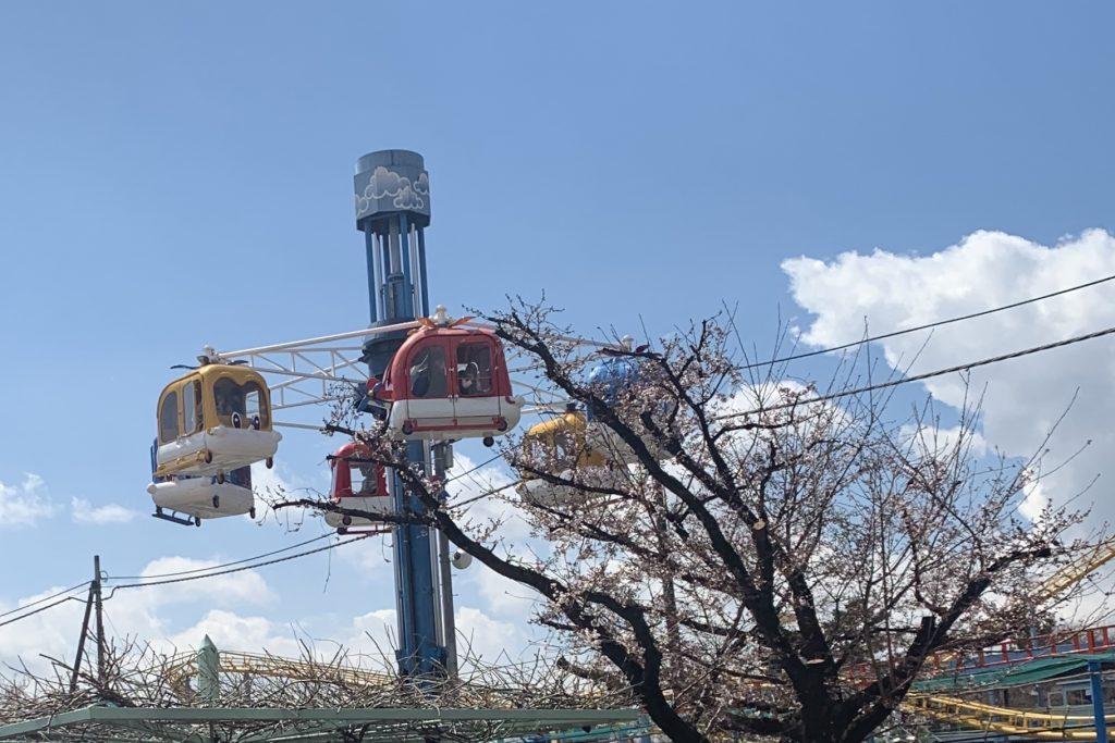 群馬県 伊勢崎市 遊園地 華蔵寺公園