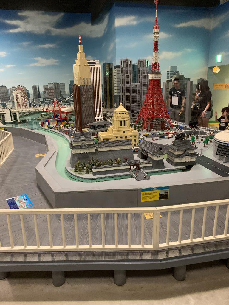 レゴ東京タワー