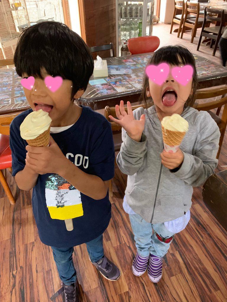 佐久市ソフトクリーム