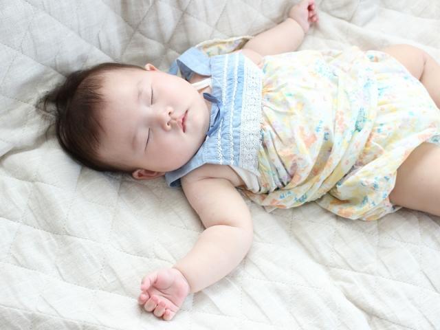 赤ちゃんの布団ダニ対策