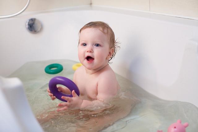 発達障害児お風呂