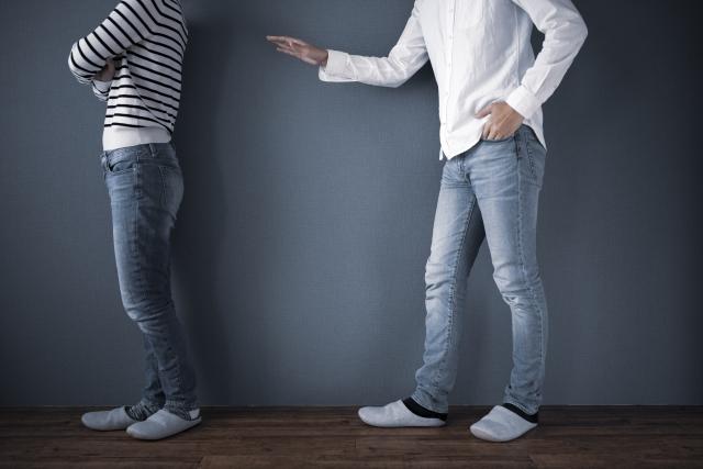 夫婦の仲が悪い子供への影響