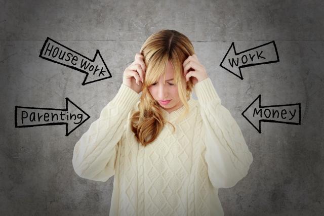 育児ストレス解消法