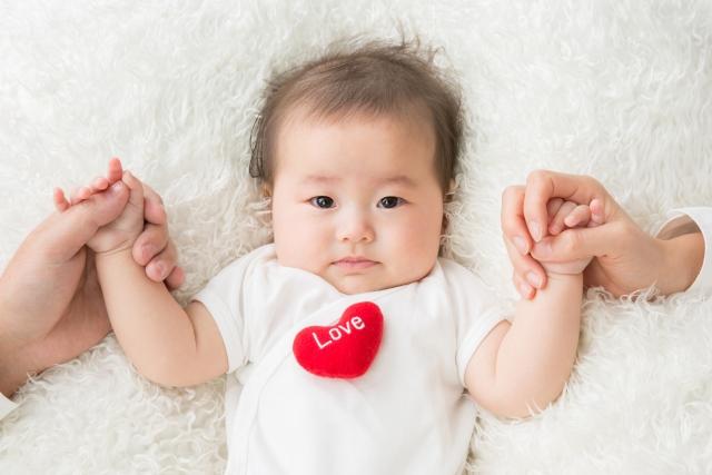 赤ちゃん泣き止まない対処法